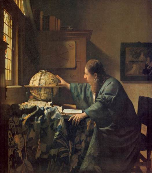 Vermeer's camera obscura