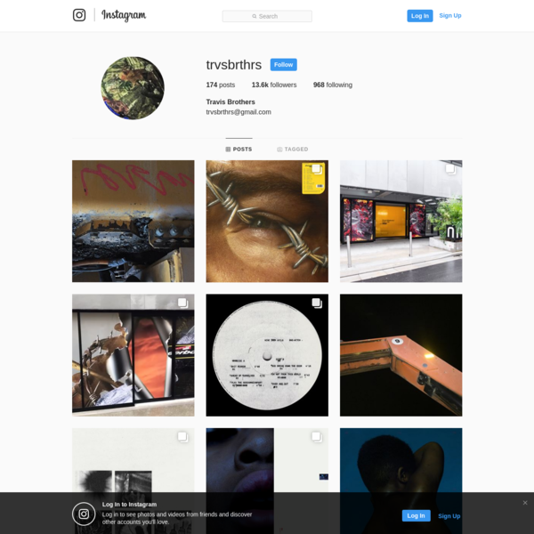 13.6k Followers, 968 Following, 174 Posts - See Instagram photos and videos from Travis Brothers (@trvsbrthrs)