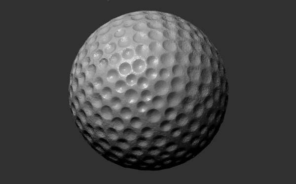 Golfball Turntable