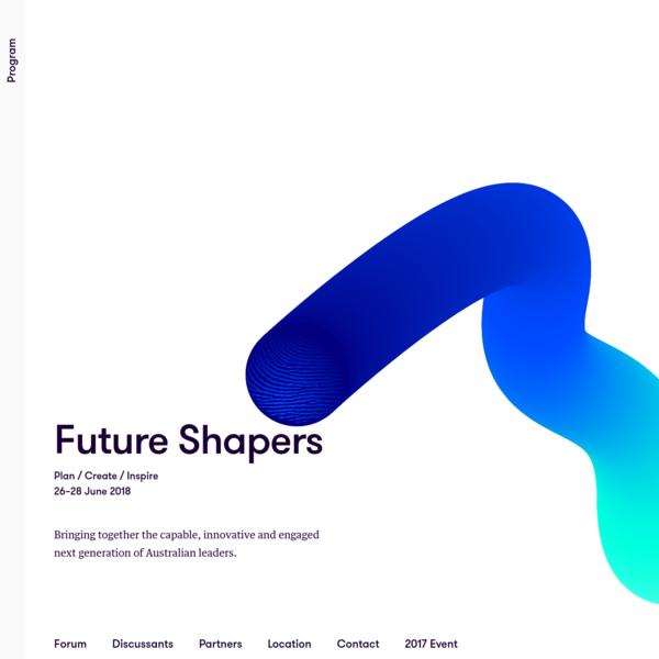 Future Shapers Forum