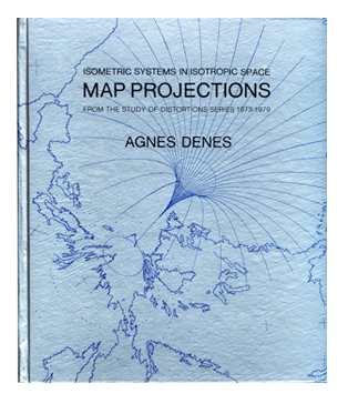 Isometric Systems In Isotropic Space - Map Projections, Agnes Denes