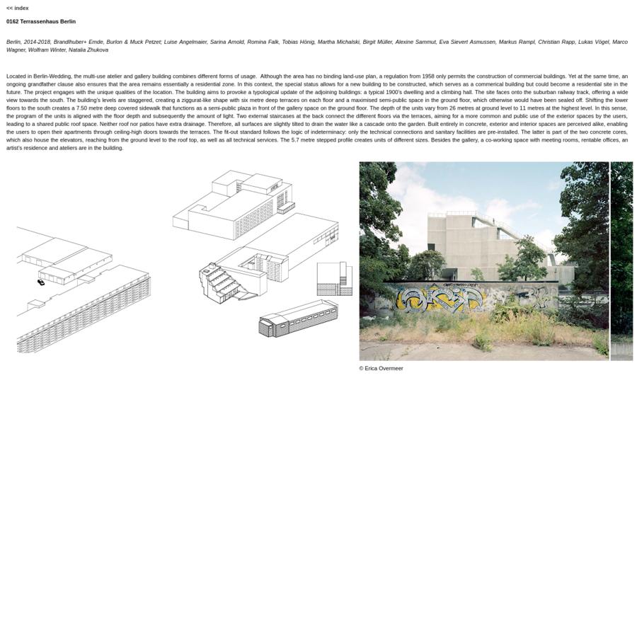 Are Na Brandlhuber Com 0162 Terrassenhaus Berlin