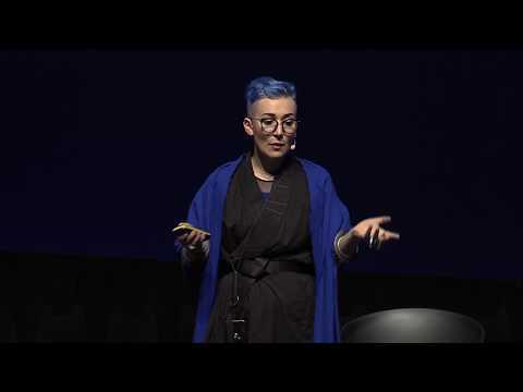 June 7 Opera Telia #Keynote 'The fictions we create, if they are compelling at all, always bleed back into reality'. In this talk, Monika Bielskyte shares her experiences in designing the SciFi worlds for the entertainment industry and how it affects the real-world scientific research and technological development.