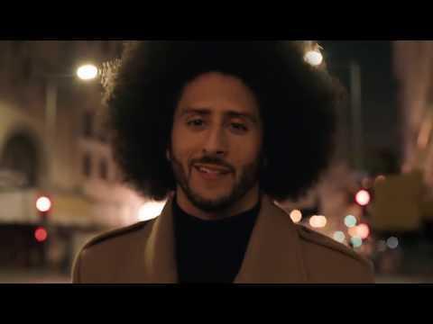 Colin Kaepernick Nike Commercial | FULL VIDEO