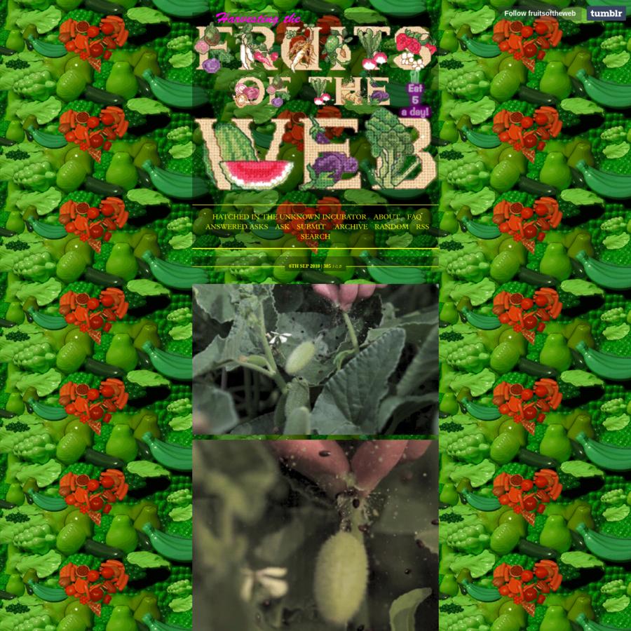fruitsoftheweb