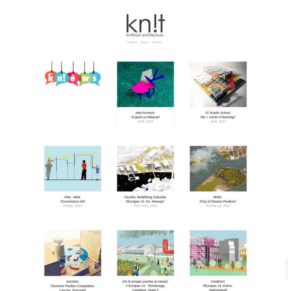 knitknot architecture