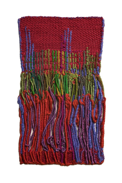 Sheila Hicks, Wrapped and Coiled Traveler, 2009