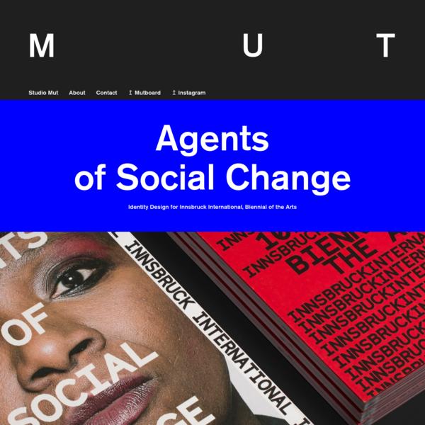 Studio Mut - Branding and Graphic Design, Bolzano Bozen, Italy