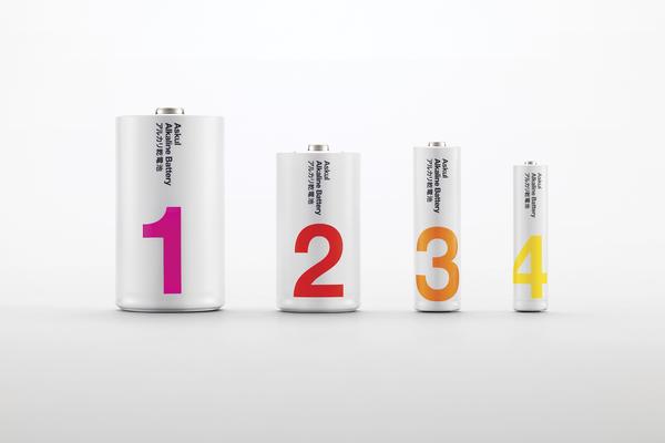 Askul batteries
