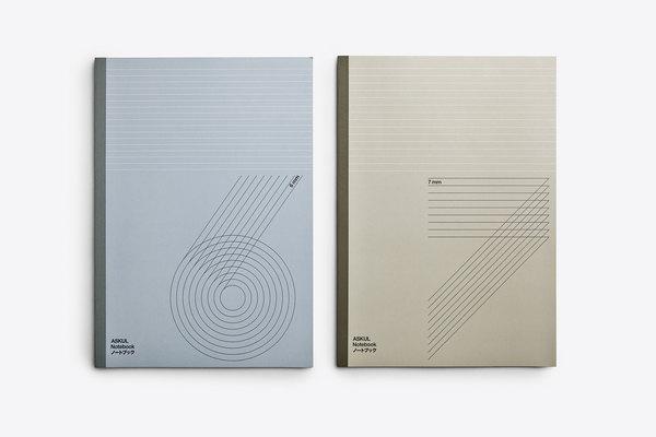 Askul notebook