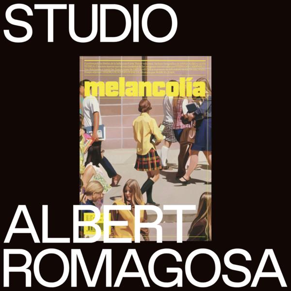 Homepage - Studio Albert Romagosa