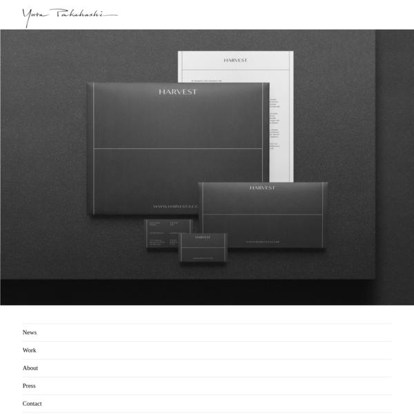 Yuta Takahashi | Design Studio