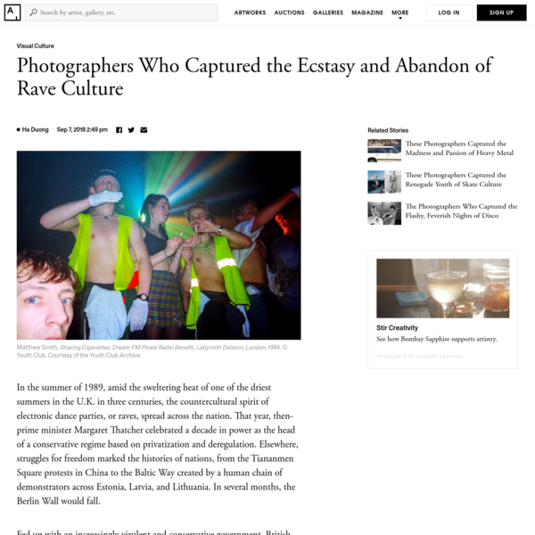 In the summer of 1989, amid the sweltering heat of one of the driest summers in the U.K. in three centuries, the countercultural spirit of electronic dance parties, or raves, spread across the nation. That year, then-prime minister Margaret Thatcher celebrated a decade in power as the head of a conservative regime based on privatization and deregulation.