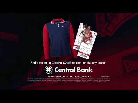 Cardinals Checking is for those who believe. Upgrade your current account or open a New Cardinals Checking account today for exclusive Cardinals Checking benefits. Learn more at http://www.CardinalsChecking.com