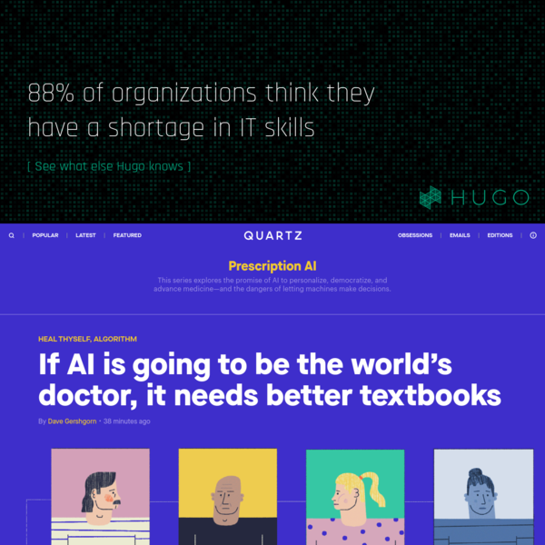 If AI is going to be the world's doctor, it needs better textbooks