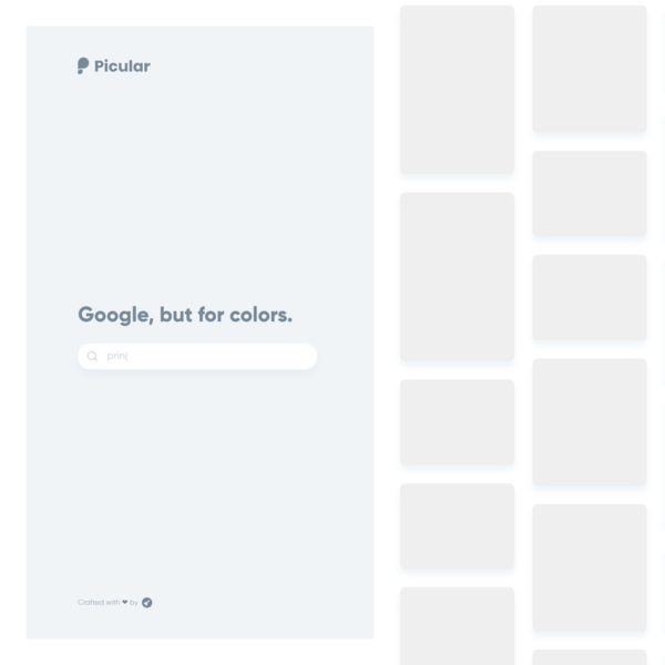 Google, but for colors.