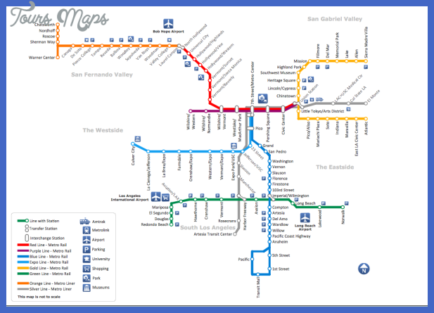 Are Na Los Angeles Subway Map 1 1 Png