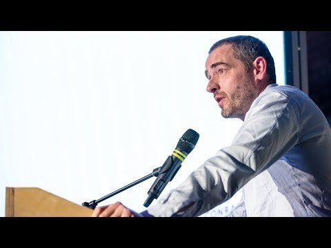 In his first speech in London as a newly appointed Pentagram partner, Sascha Lobe explains his longstanding work with the Bauhaus archive. Nicer Tuesdays is a monthly event curated by It's Nice That bringing together a selection of speakers for short, sharp insights on new and timely projects.