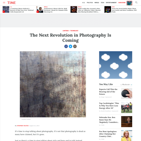 The Next Revolution in Photography Is Coming