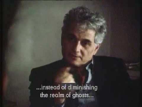 'The Science Of Ghosts' - Derrida In 'Ghost Dance'