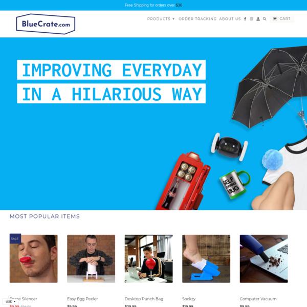 BlueCrate.com