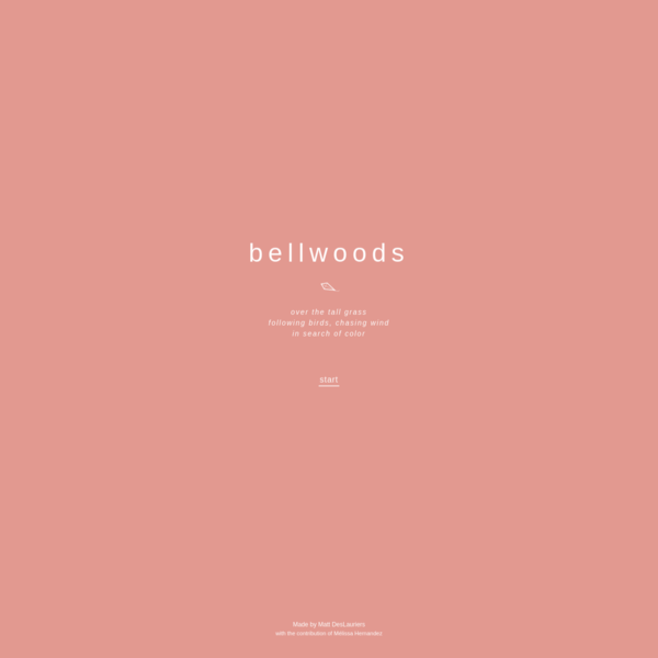 Bellwoods