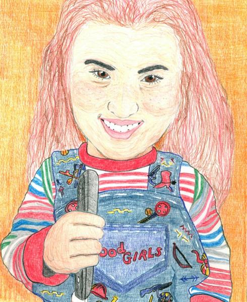 Classmate Character Portrait