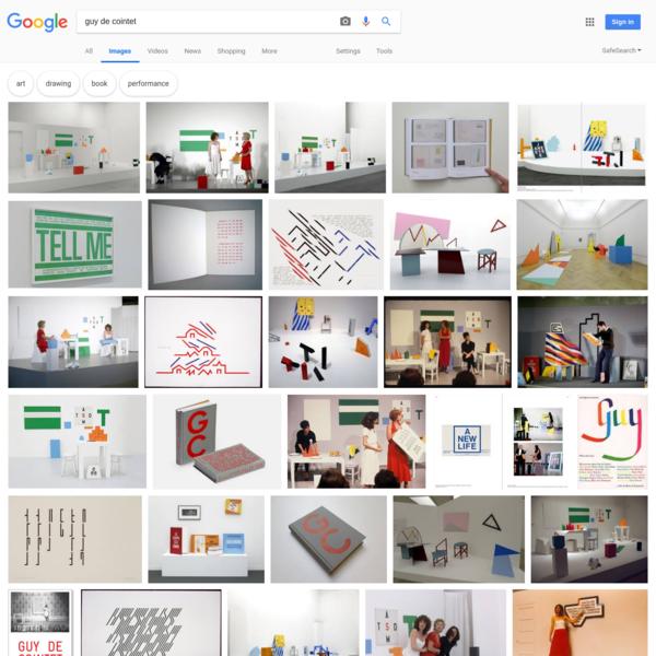 guy de cointet - Google Search