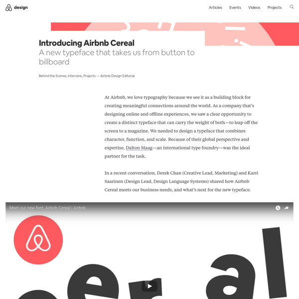 Introducing Airbnb Cereal