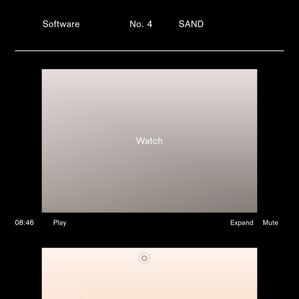 Software, No. 4, SAND