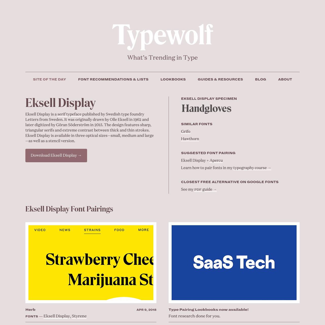 Book pdf big font combinations