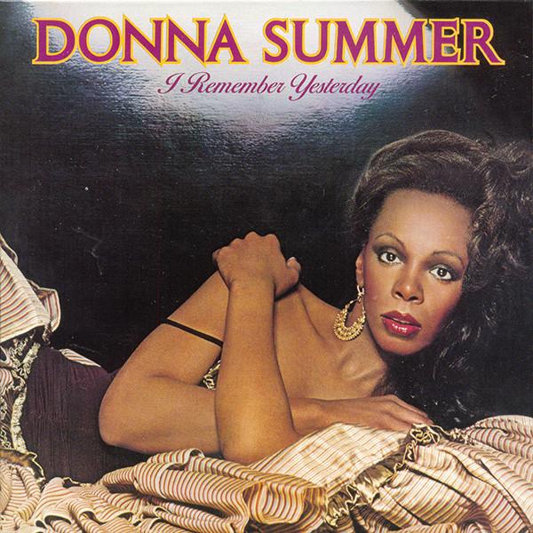 Donna Summer, 1977