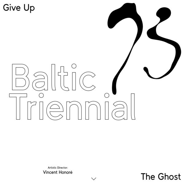 Baltic Triennial 13