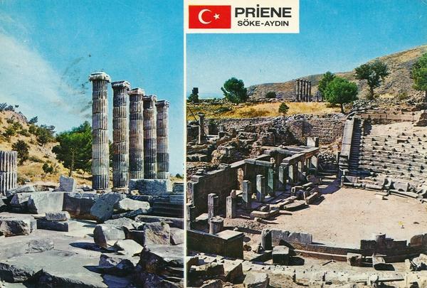 Priene Multiview, Turkey