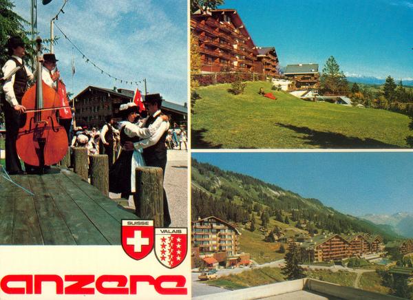 Anzère, Switzerland