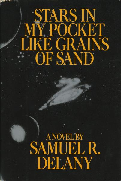 Delany, Samuel R., _Stars in My Pocket Like Grains of Sand_ (New York: Bantam Books, 1984).  Finished reading 2018-09-17