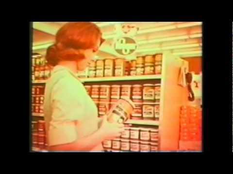 """Vintage Kroger Commercial: """"Hey, Doll"""" (1960's)"""