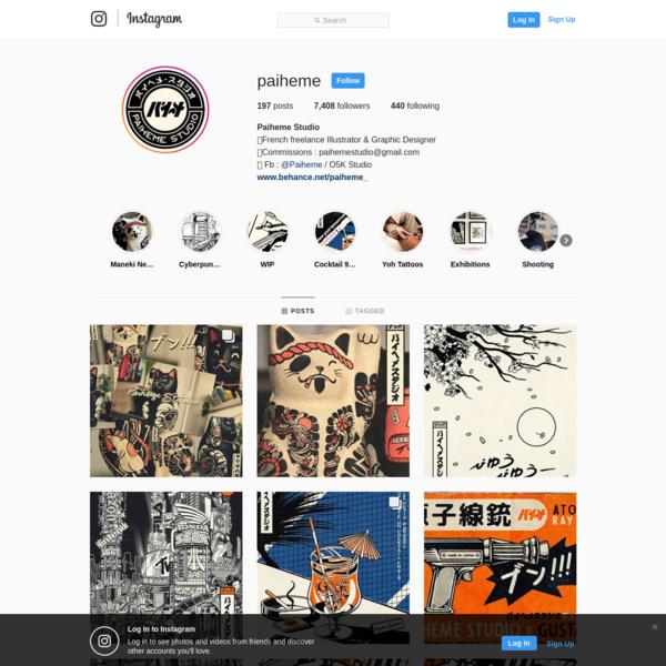 Paiheme Studio (@paiheme) * Instagram photos and videos