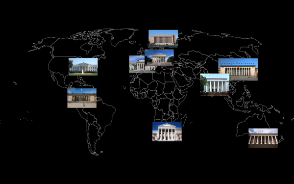 International Government Architecture