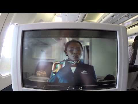 Check out my equipment below and take a chance to support. :-) This is South African Airways' new Safety Video. Recorded in October 2014. If you like it, check out my other videos, including my TRIP REPORTS & other stuff!