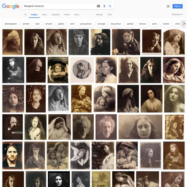 Margaret Cameron - Google Search