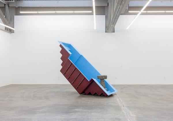 Charles Harlan, Birdbath, 2018