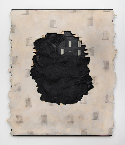 Dan Herschlein, A House in the Solitude, 2018