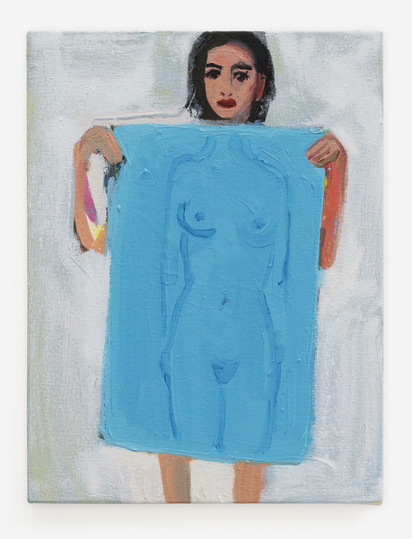 Becky Kolsrud, Allegorical Portrait (Body), 2018