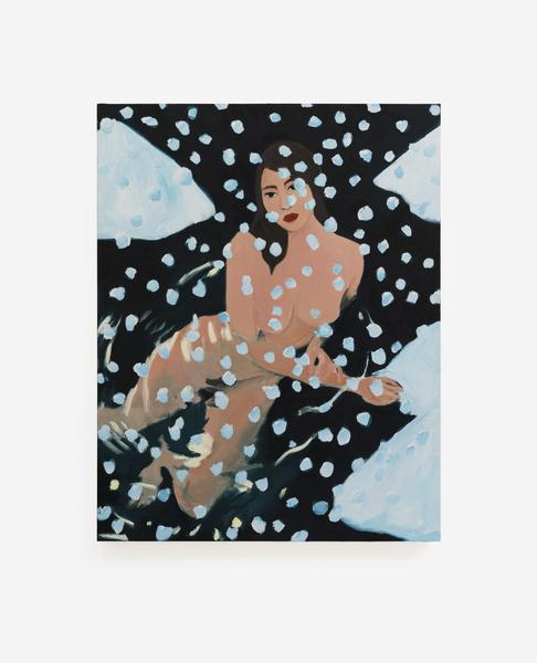 Becky Kolsrud, Nude in Snow, 2018
