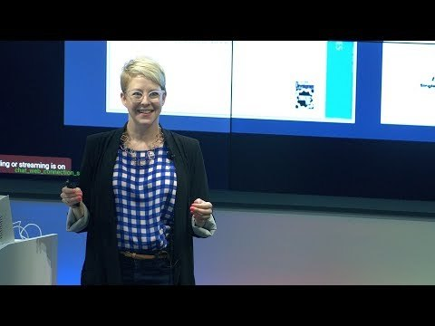 """Molly Wright Steenson: """"Architectural Intelligence: How Designers [...]""""   Talks at Google"""
