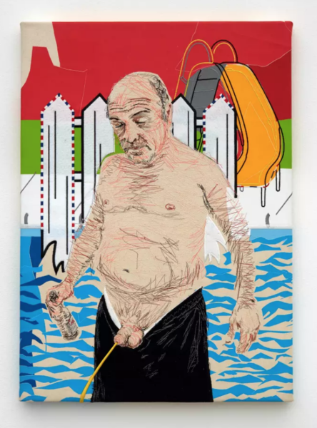 Borna Sammak, Pool Party, 2018