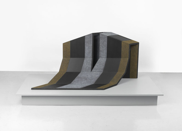 Diane Simpson, Tunic (folded), 2012