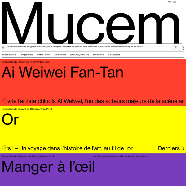 Mucem - Musée des civilisations de l'Europe et de la Méditerranée