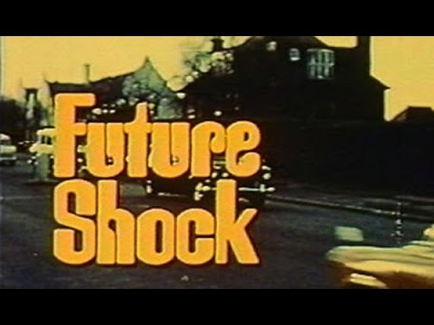 'Future Shock' is a documentary film based on the book written in 1970 by sociologist and futurist Alvin Toffler. Released in 1972, with a cigar-chomping Orson Welles as on-screen narrator, this piece of futurism is darkly dystopian and oozing techno-paranoia. Cleaned up and 'HD formatted' version of Zeroheadroom's posting. https://www.youtube.com/watch?v=vVJrJk3q3MA